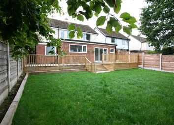 Thumbnail 4 bed detached house for sale in Greenwood Road, Lymm