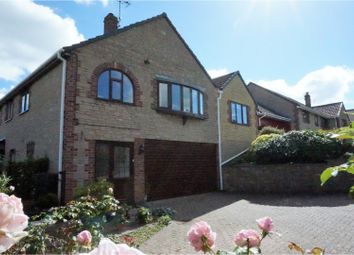 Thumbnail 4 bedroom detached house for sale in Charlton Close, Crewkerne