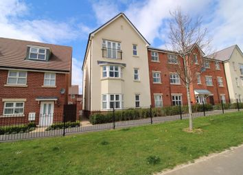 Lee Valley Close, Andover SP11. 2 bed flat for sale