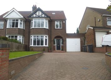 Thumbnail 4 bed semi-detached house for sale in Ashcroft Road, Luton