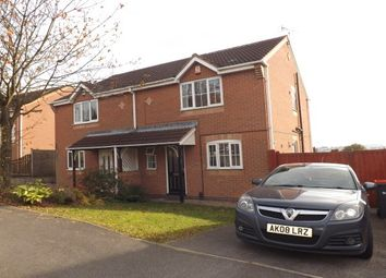 Thumbnail 3 bed semi-detached house to rent in Farnsworth Grove, Huthwaite