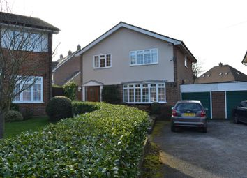 Thumbnail 4 bed detached house for sale in Fir Tree Close, Epsom