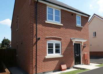 Thumbnail 3 bed detached house for sale in Off Halstead Road, Mountsorrel