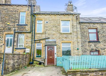 Thumbnail 2 bed terraced house for sale in Churn Milk Lane, Halifax