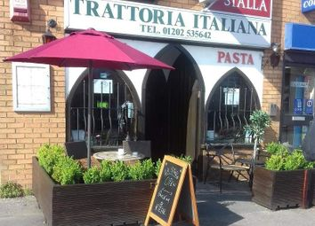 Thumbnail Restaurant/cafe for sale in Wallisdown Road, Bournemouth