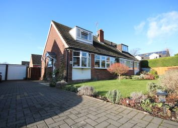 Thumbnail 2 bed semi-detached bungalow for sale in Malam Close, Coventry