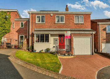 Thumbnail 4 bed detached house for sale in Pennine Close, Darton, Barnsley