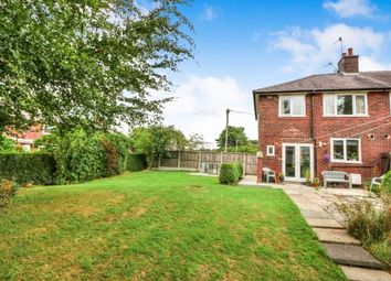 Thumbnail 3 bed semi-detached house for sale in Rutland Avenue, Burnley, Lancashire