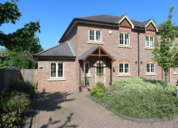 Thumbnail 3 bed semi-detached house to rent in Ashton Place, Claygate, Esher
