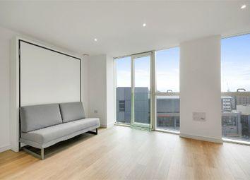 Thumbnail  Studio to rent in Pinnacle Apartments, Saffron Central Square, Croydon, Surrey