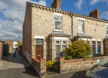 Thumbnail 2 bedroom end terrace house for sale in Emerald Street, York