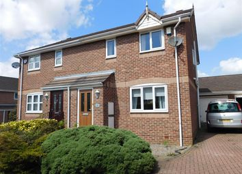 Thumbnail 3 bed semi-detached house to rent in Mill Garth, Gildersome, Leeds