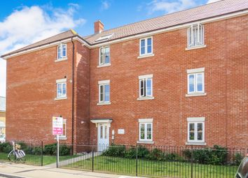 Thumbnail 2 bed flat for sale in Snowdrop Street, Wymondham