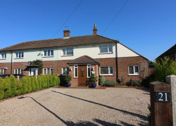 Thumbnail 2 bed semi-detached house for sale in Mill Green, Eastry, Sandwich