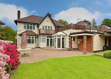 Thumbnail 4 bedroom detached house for sale in West Ella Road, Kirk Ella, Hull
