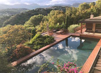 Thumbnail 6 bed villa for sale in Route De Cagnes, 06590, Saint-Paul-De-Vence, Cagnes-Sur-Mer-Ouest, Grasse, Alpes-Maritimes, Provence-Alpes-Côte D'azur, France