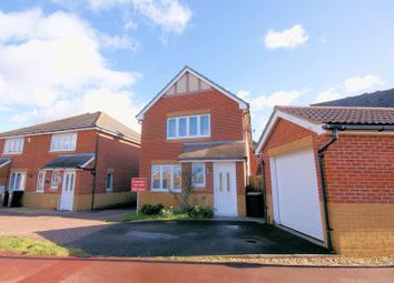 Thumbnail 3 bed link-detached house for sale in Fitzroy Drive, Lee-On-The-Solent