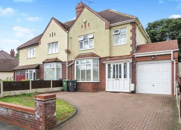 Thumbnail 4 bed semi-detached house for sale in Forest Avenue, Walsall