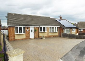 Thumbnail 4 bedroom bungalow for sale in Derwent Crescent, Brinsworth, Rotherham