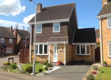 Thumbnail 3 bed detached house for sale in Bowbrookvale, Luton