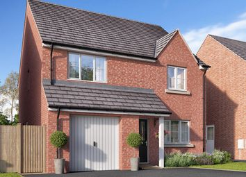 "Thumbnail 4 bed detached house for sale in ""The Goodridge"" at Spellowgate, Driffield"