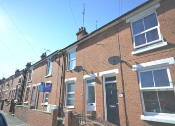 Thumbnail 3 bedroom terraced house to rent in Lisle Road, Colchester