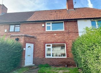2 bed terraced house to rent in Anslow Avenue, Nottingham NG9