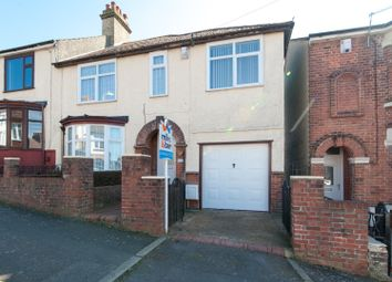 Thumbnail 3 bed semi-detached house for sale in Stanhope Road, Dover