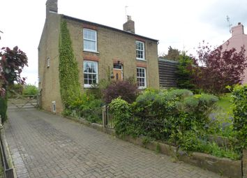 Thumbnail 3 bedroom detached house to rent in Station Road, Haddenham, Ely