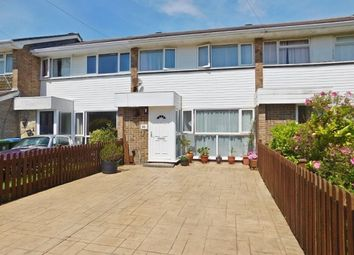 Thumbnail 3 bed terraced house for sale in Elsfred Road, Hill Head, Fareham