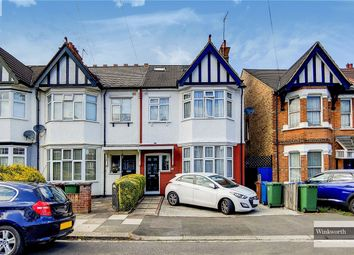 Thumbnail 4 bed end terrace house for sale in Hide Road, Harrow, Middx