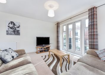Thumbnail 1 bed flat for sale in Loxley House, Butlers Park Way, Rochester