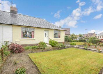 Thumbnail 2 bed semi-detached bungalow for sale in 24 Trevelyan Crescent, Pencaitland