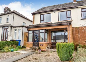 3 bed semi-detached house for sale in Mill Road, Larne, County Antrim BT40