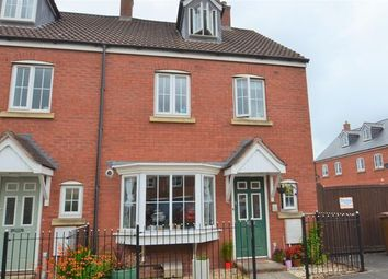 Thumbnail 4 bed town house for sale in St. Andrews Court, Tiverton