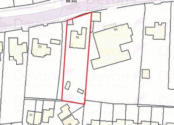 Thumbnail Land for sale in Marldon Road, Shiphay, Torquay