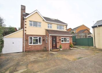 Thumbnail 3 bed detached house for sale in Preston Road, Weymouth, Dorset