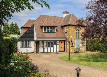 Thumbnail 4 bed detached house for sale in Hartley Hill, Purley