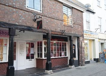 Thumbnail Restaurant/cafe for sale in 22 Bampton Street, Tiverton, Devon