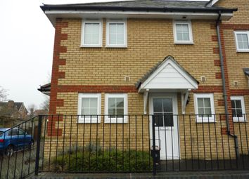 Thumbnail 2 bed end terrace house for sale in Jasmine Court, Maidstone