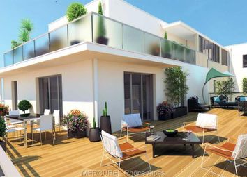 Thumbnail 4 bed apartment for sale in Lyon, Rhone-Alpes, 69007, France