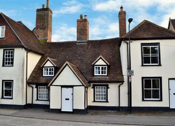 Thumbnail 2 bed cottage for sale in West Mills, Newbury, Berkshire