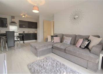 Thumbnail 2 bed flat to rent in Suffolk Way, Swadlincote