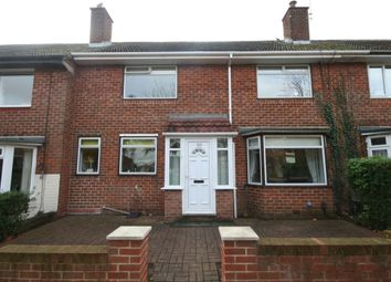 Thumbnail 4 bed terraced house for sale in Fairfield Road, Stockton-On-Tees