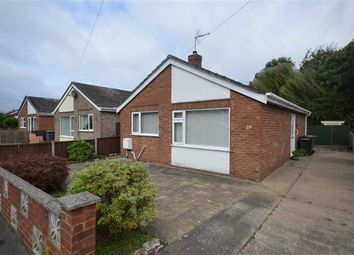 Thumbnail 2 bed bungalow for sale in St Peters Avenue, North Hykeham, North Hykeham Lincoln