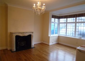 Thumbnail 4 bed semi-detached house to rent in Churchill Avenue, Harrow