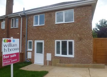 Thumbnail 3 bed semi-detached house for sale in The Pyghtle, Wellingborough
