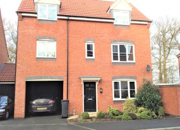 3 bed detached house for sale in Thornborough Way, Hamilton, Leicester LE5
