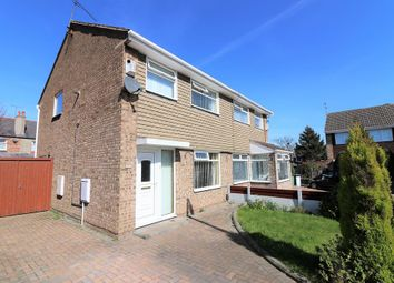 Thumbnail 3 bed semi-detached house for sale in Brackley Close, Wallasey