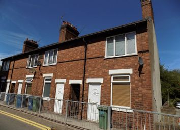Thumbnail 2 bed end terrace house to rent in North Walls, Stafford